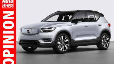 OPINION Volvo XC40 Recharge