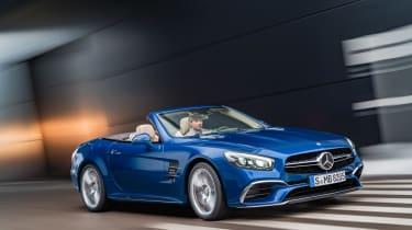 Mercedes SL facelift 2015 30