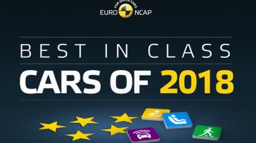 Safest cars in class Euro NCAP 2018