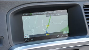 Volvo V60 D4 sat-nav