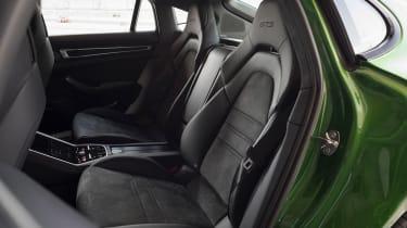 Porsche Panamera GTS - rear seats