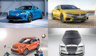 car news highlights 2017