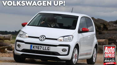 Volkswagen up! - City Car of the Year 2018