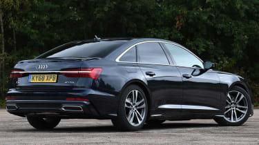 Audi A6 - Rear Still