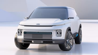 Geely Concept Icon - front