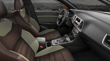 SEAT Ateca X-Perience - interior