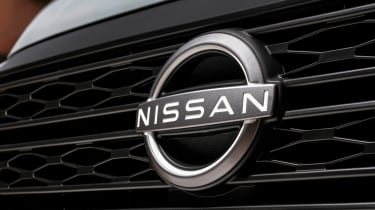 Nissan Townstar - badge