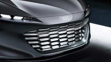 Audi Grandsphere concept - grille