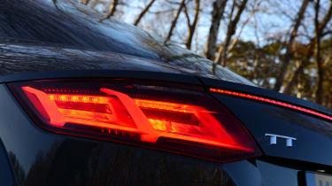Audi TT Ultra - rear lights
