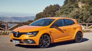 Renault Megane R.S. - front static