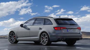 Audi S4 Avant - rear static