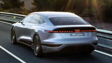 Audi A6 e-tron concept - rear