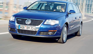 VW Passat Bluemotion Estate
