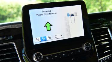 Ford Transit Custom PHEV long-termer second report - infotainment