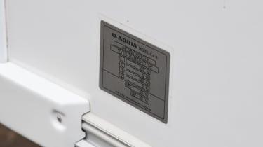 Caravan label