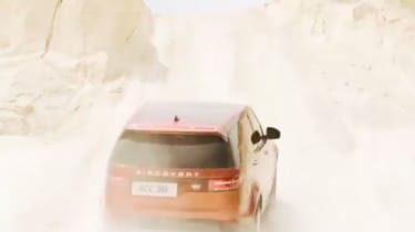 Land Rover Discover leaked pic rear