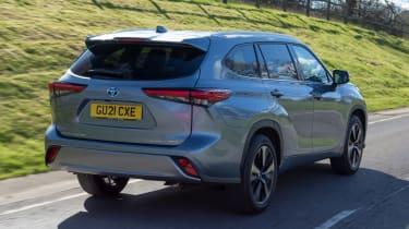 Toyota Highlander - rear