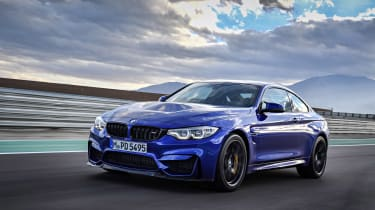 BMW M4 CS 2017 front