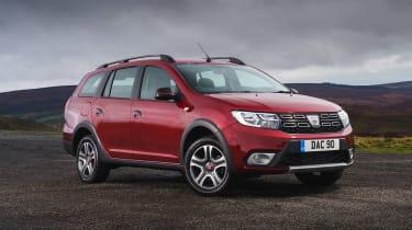 Dacia Logan MCV Techroad - front