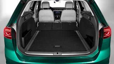 Volkswagen Passat Alltrack - boot seats down