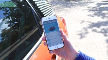 citroen c3 aircross phone app
