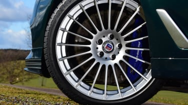 Alpina B5 Touring - wheel
