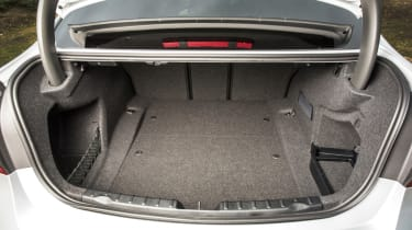 BMW 3 Series - boot space