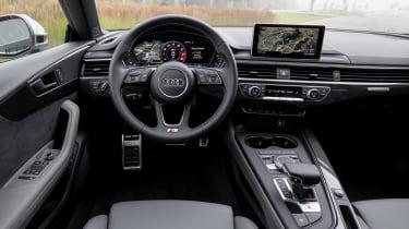 Audi S5 Sportback - dash