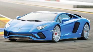 Best supercars - Lamborghini Aventador S