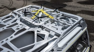 Jeep's wildest concepts driven - Safari roof