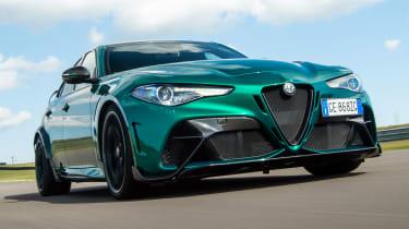 Alfa Romeo Giulia GTAm - front
