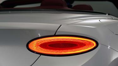 Bentley Continental GTC - studio rear light