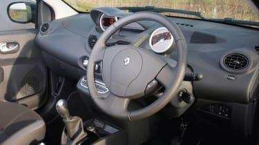 Renault Twingo hatchback dash