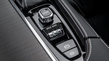 Volvo V90 R-Design 2017 - centre console