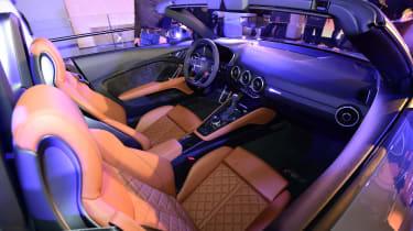 Audi TT RS 2016 - interior 2