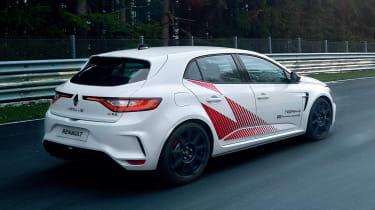 Renault Megane Renaultsport Trophy-R rear nurburgring