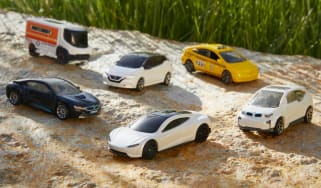 Matchbox carbon neutral die-cast cars