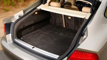 Audi A7 Sportback boot