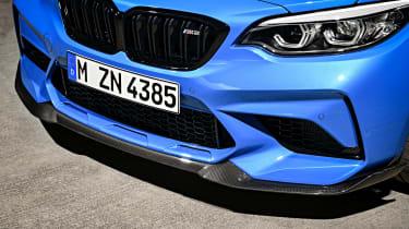 BMW M2 CS - grille