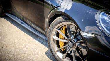 Porsche GT2 RS prototype - wheel