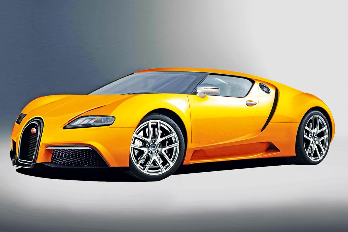 290mph Bugatti Veyron | Auto Express