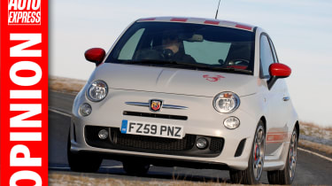Opinion Fiat Abarth