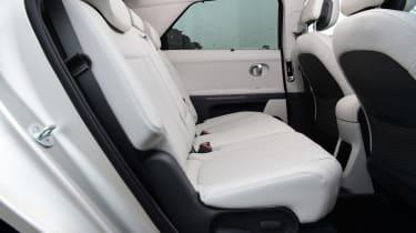 Ioniq 5 - rear seats