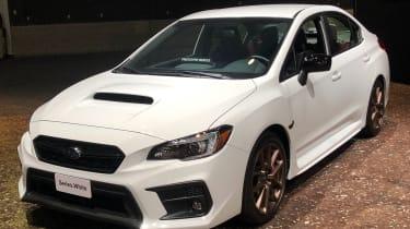 Subaru WRX STI - LA Motor Show