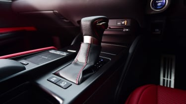 Lexus ES - transmission