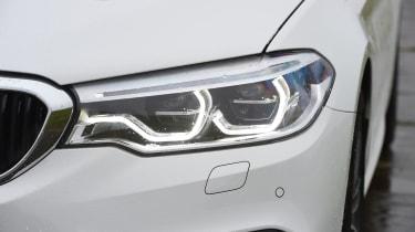 BMW 5 Series 520d xDrive 2017 - headlight