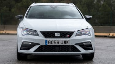 SEAT Leon ST Cupra 300 - full front