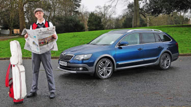 Skoda Superb long-termer header