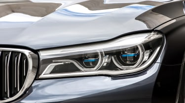 New BMW 7 Series 2015 light