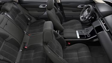 Range Rover Velar - interior overhead black